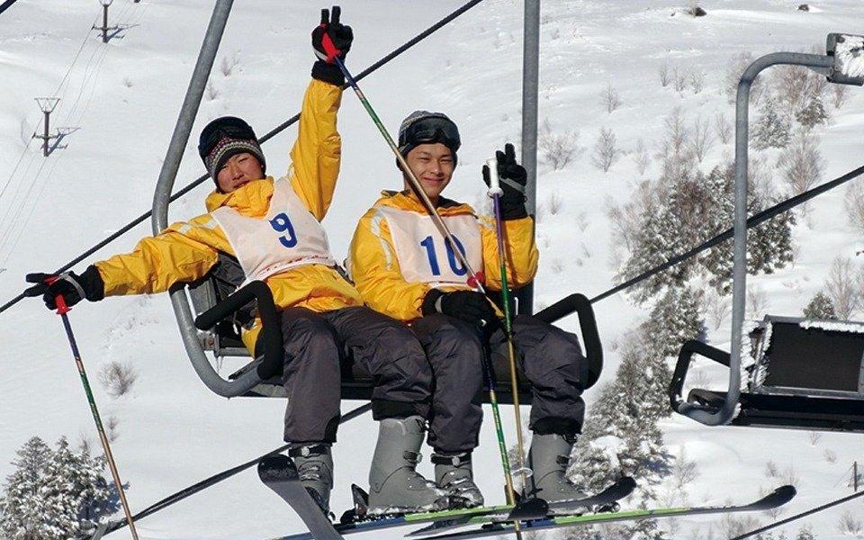 修学旅行スキー