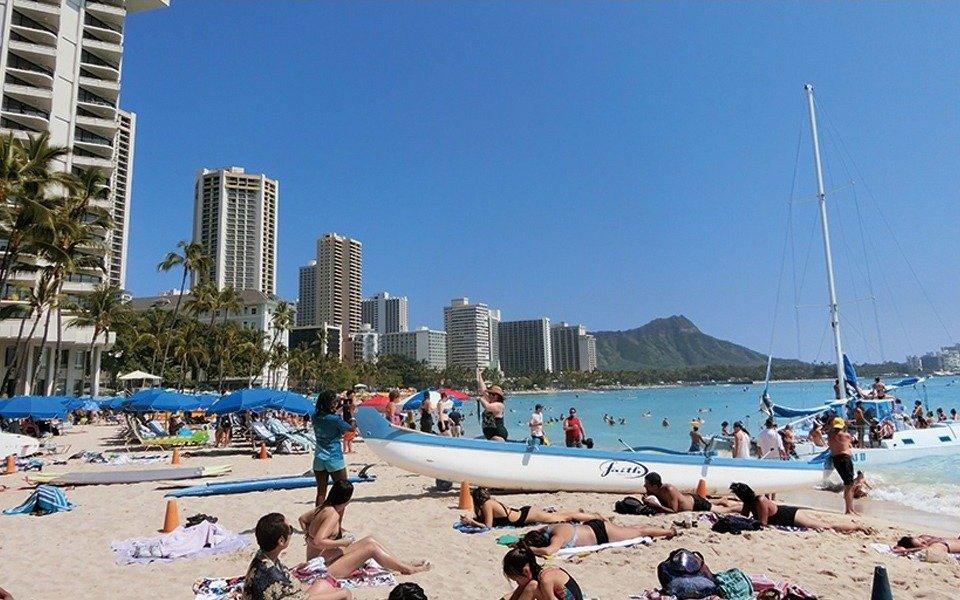 修学旅行ハワイ